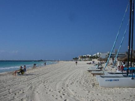 Mamitas Beach Club In The Riviera Maya